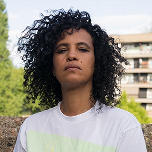 occasional DJ Neneh Cherry T-shirt,Swedish singer-songwriter rapper