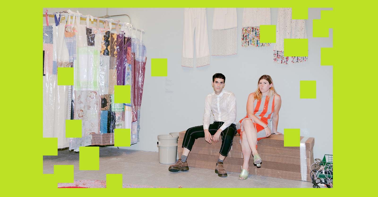 Fashion Designers Mike Eckhaus And Zoe Latta On Working Together The Creative Independent